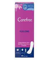Carefree® Plus Long